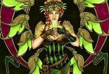 Cosplay: Absinthe Fairy