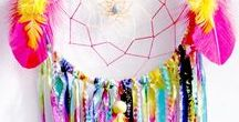 Dreamcatcher / Colorful dreamcatchers, amazing dreamcatchers