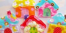 Fabric Scraps / Things to sew with fabric scarps, great way to use fabric scraps,  fabric scrap tutorials
