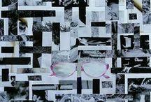 Collage / Collage art by Karen Abend