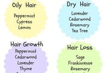 DIY Hair Care Recipes / Best tips and practices for soft, glowing hair that is healthy.  DIY recipes and tutorials, some with essential oils.