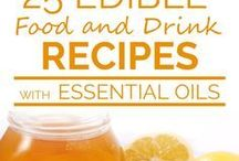 Essential Oil Cooking, Baking Recipes / Lots of yummy recipes showing you how to use your essential oils in everyday cooking and baking recipes!  Lots of delicious drinks and beverages with essential oils too.  Great for parties and holidays.