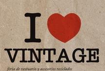 Vintage / by Kathy Barnes