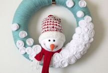 Christmas / by Mandy Pelton
