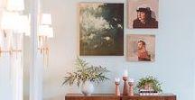 Interior beauty / Beautiful interior design and inspired creative living.
