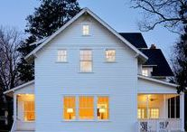 Farmhouse and cabin style / Farmhouse style, country home and cabin inspiration.