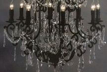 Chandeliers / Chandeliers of all kinds