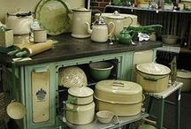 Old Fashioned Stoves / Vintage Stoves