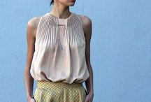 Sartorial Lust / Coveting thy neighbor's closet / by Annelise Stys