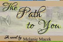 The Path to You - inspiration / Contemporary romance set in Pennsylvania. College student Elena Tinsmann is shocked to find herself in an arranged marriage to the man she despises. A man she once called friend. Now Alec Herr has to show Elena that they really are meant for each other.