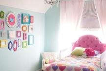 Kid Rooms & Decor / by Nicole Trutwin