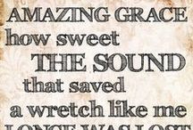 Amazing Grace / The name says it all