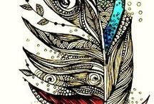 Ink. Beautiful Ink. / by Jackie Mattinson