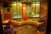 Playrooms & Toy Storage / by Nicole Trutwin