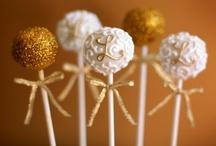 Cake/ Marshmallow Pops!