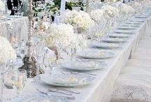 Tablescape: White