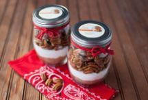 Food Gift Ideas + Gift Mixes / by Dixie Crystals