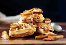 Brunch Recipes / Weekend & holiday brunch recipes - the perfect marriage of breakfast and lunch in these drink, dessert, pastry and salad recipes. Wow your guests with our chicken and waffle sliders, chocolate stuffed crepes while they sip bellinis or enjoy a rich cup of Greek coffee. For more delicious recipes, visit http://www.dixiecrystals.com/.