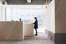 Commercial Spaces /   commercial design inspo    / by Kris Hageland