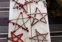 Holiday crafts / by Aly Greidanus