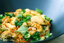 Recipes - Stir Fry's