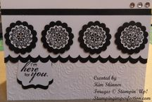 Cards - Stampin Up A Round Array