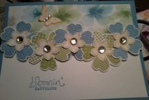 Cards - Stampin Up Petite Petals
