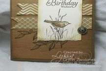 Cards - Stampin Up Simply Sketched