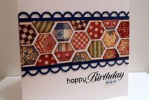 Cards - Stampin Up Six Sided Sampler