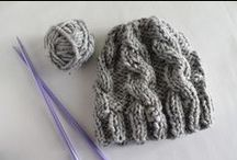 Free Knitting Patterns: hats hoods and headbands / Free Knitting Patterns: hats (beanies, slouchy, chunky, etc.), hoodles, hoods and headbands
