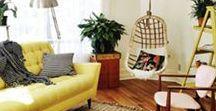 Decoração/Interiores -  Decoration / Interiors / Inspirações para decorar. Inspirations to decorate.