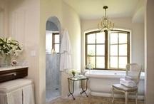 Beautiful Baths / Beautiful bathrooms / by Heidi Jaster