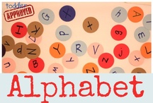 Alphabet for Kids / All about the Alphabet -- alphabet charts, learning activities, teaching ideas, printables, & more!  #alphabet #ece #preschool #homeschool #kidsactivities / by In Lieu of Preschool & Parent Teach Play