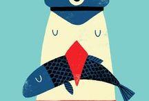 illustration / by Maggie Hirschi