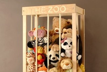 Kids Rooms / Fun, fresh, and funky ideas for making a kid's room uniquely their own!   / by In Lieu of Preschool & Parent Teach Play