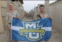 Marquette Pride / To us, every day is National Marquette Day. / by Marquette University