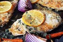 Recipies: Main Courses / Meat, Poultry, Fish, Pasta, Casseroles, etc. / by Heather Nichole