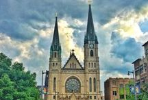 Around Campus / Sights and scenes from Marquette University / by Marquette University