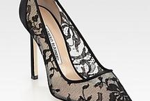 Shoes, Shoes, Shoes / by Ambar Luna