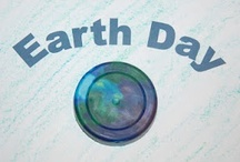Earth Day with Kids / Activities and ideas for celebrating Earth Day with kids!  #kidsactivities / by In Lieu of Preschool & Parent Teach Play