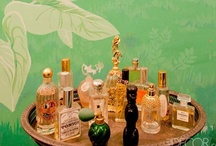 aromas and bottles / by Candice Deutz