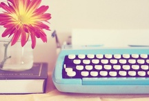 Typewriters.