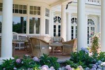 ~❤GARDEN & HOME EXTERIOR❤~ / Garden, patio, pool, and exterior home ideas. / by Robin DelaMorton