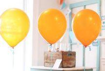 Festas -  Parties / Ideias para festas!!!  Ideas for parties !!!