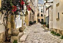 ❤~Alleys & Villages~❤ / by Robin DelaMorton
