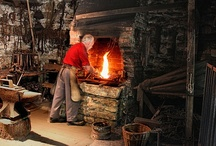 Blacksmithing / by Cindy Briedis
