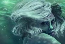 Saoirse - Sea Witch