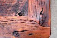 Wood / by Heidi Jaster