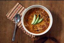 Recipes: Soups/Chili/Stews / by Destiny Morey