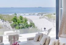 ⚓~❤Beachy Home❤~⚓ / Interior and exterior beach home / by Robin DelaMorton